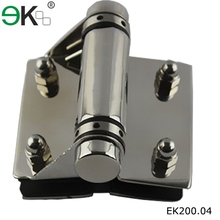 self closing 180 degree heavy duty fence stainless steel glass hinge