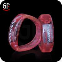 Hot Promotion Giveaways Hight Quality Novelty Led Party Bracelets