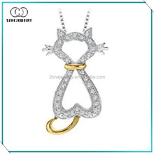 Best Seller 925 silver pendant for best friend