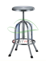 SSC-036 stainless steel stool with wheels for medical and hospital in Guangzhou eastwolf