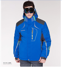 Blue &Red Waterproof Breathable Functional Wear, Outdoor Clothing