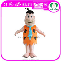 HI CE Hot Sale custom ape human body mascot costume for adult