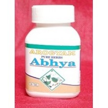 ABHYA TABLET | Herbal Product For Skin Disorders, Anemia Piles,Heart Disease