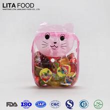 Plastic Gift Fruit Vegetarian Jelly Bag