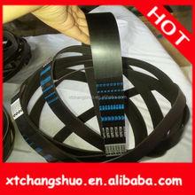 v belt- fan belt,industrial belts 6pk2373 epdm/cr ribbed/pk belt oe:071145933m for volkswagen