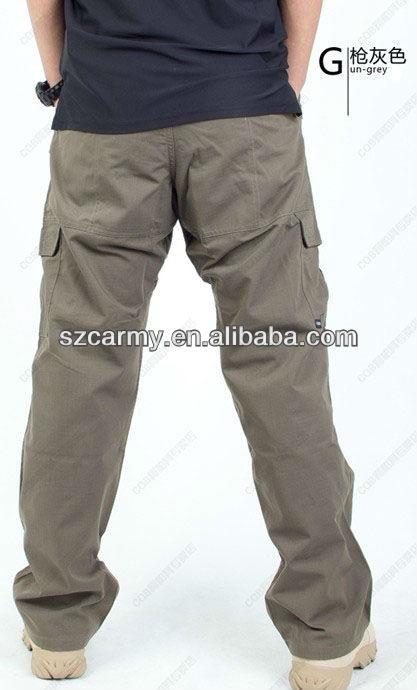 Rip Stop Tactical Pants