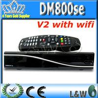 DM 800se V2 version with wifi&SIM 2.20 1024MB Flash strongest TV decoder