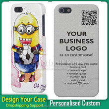 Custom cell phone case, Heat Transfer Phone Case, Custom Mobile Phone Cover for iPhone 5s