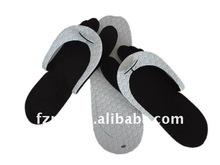 2012 latest design disposable flip flop