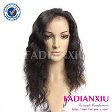 Indian remy hair natural weave lace wigs for small heads