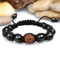 Factory price! Health natural stone bead bracelet