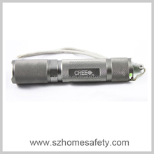 Cree Q5 High Power Led Aluminum Flashlight Electric Torch