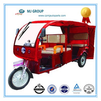 three wheels battery operated cargo electric tricycle china for adults on sale