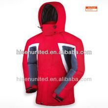 2013 Nuevo diseño para hombre de <span class=keywords><strong>Ski</strong></span> & Snowboard chaqueta