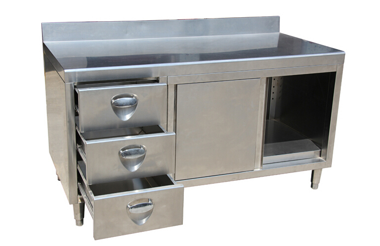 Easy Movable Industrial Commercial 304 Or 201 Stainless