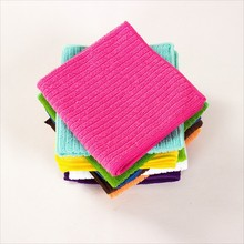 microfiber kitchen towel cleaning cloth with private label