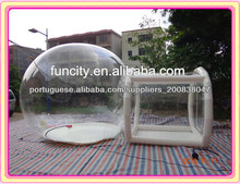 2013 mais novo tenda bolha inflável