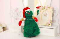 Electric plush toys electric dancing tree for Christmas