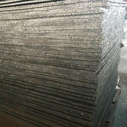 Aluminum honeycomb core fabric for anti-static floor, secret deodorant