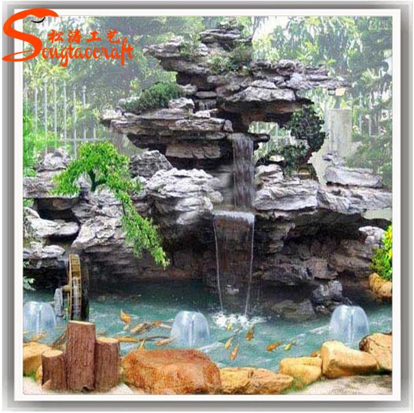 Fonte do jardim para venda jardim de pedra fonte de gua - Fuentes de piedra natural ...
