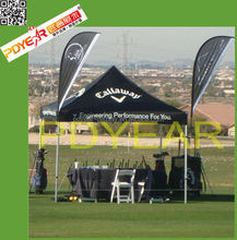 dye sublimation canopy easy pop up tent
