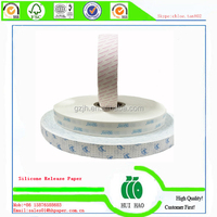 release paper, roll paper, printed silicone paper