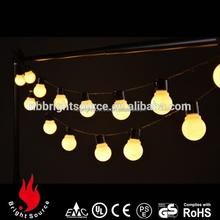 halloween led ball string light from supplier