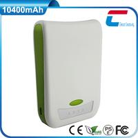 Rechargable power bank /Mobile Fashion portable power bank 10000mAh LED Display and Micro USB Mobile Phone