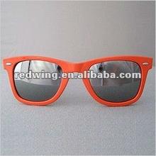 Orange Sunglasses for Holland with EN1836