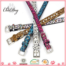China Wholesale plain nylon dog collar leash