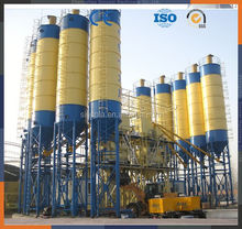 ISO9001 Certified European Stand 50m3/h Productivity HZS50 Concrete Batching Plant for sale