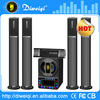 Private mould 5.1 home theater speaker system