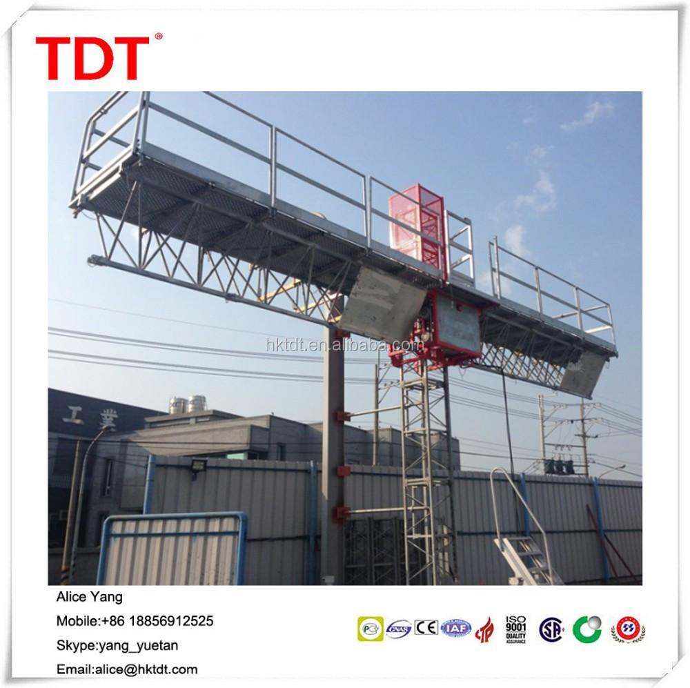 ce Mast Climbing Platform