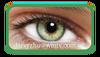 14.5mm tri tone green angel eye korea color contact lens wholesale
