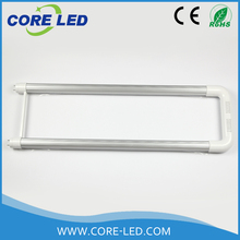 2015 ce rohs certificates T8 Tube U shaped led tube 18W with 2 years warranty