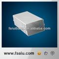 Simple y a bajo costo, carcasa plana de aluminio fabricada en China