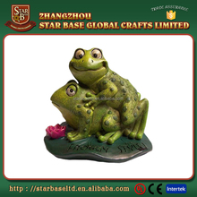 Funny animal good home decoration fine quality custom resin 3d figurines