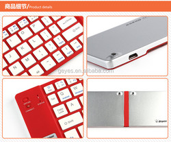 Slim bluetooth keyboard for iPhone, for ipad keyboard