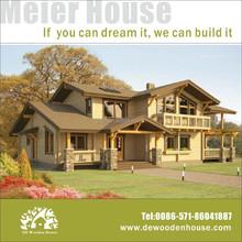 LOG / WOODEN HOUSE