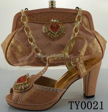 stones decorative ladies high heel shoes