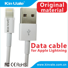 Hot Model 8 pin mfi data cable for iphone 5,rope data charging cable
