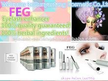privada de fibra única de pestañas cosméticos esencia/suero de pestañas/máscara pestañas en todo el mundo para los exportadores