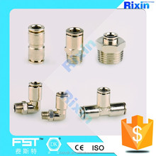 RX 1040 pipe joint adaptable quick coupling pipe joints adjustable coupler