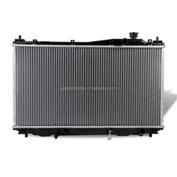 Fits 2001-2005 HONDA CIVIC 1.4/1.6/1.7 MANUAL RADIATOR