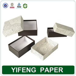 2015 Yifeng Paper custom gift boxes for towels