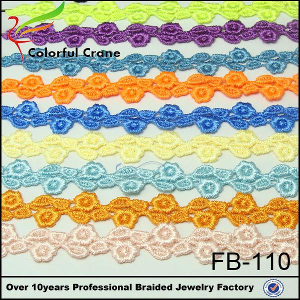 Wholesale Fashion Lace Cruciani Bracelet Handmade ...