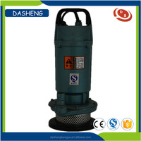 QDX cheap and high efficiency specification of submersible water pump