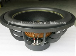12 inch wireless car subwoofer 10'' 15'' avaliable