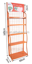 supermarket dry good display rack,display stand