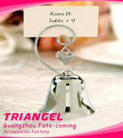 Wholesale Jingle Bell Wedding Place Card Holder